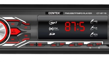 Автомагнитола Centek CT-8115