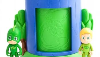Игровой набор с фигурками PJ Masks «Превратись в героя: Гекко»