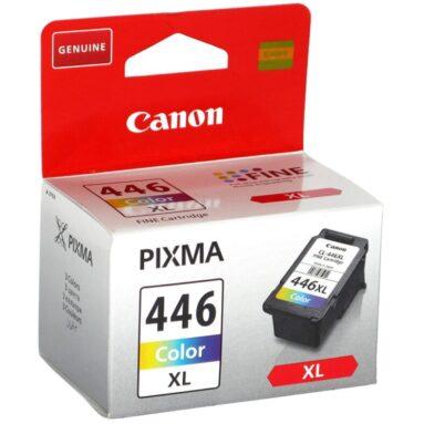 Картридж струйный Canon CL-446XL