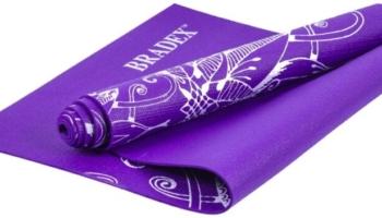Коврик для йоги Bradex SF-0405