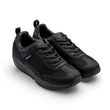 Ботинки женские адаптивные повседневные Walkmaxx 2.0. Цвет: черный