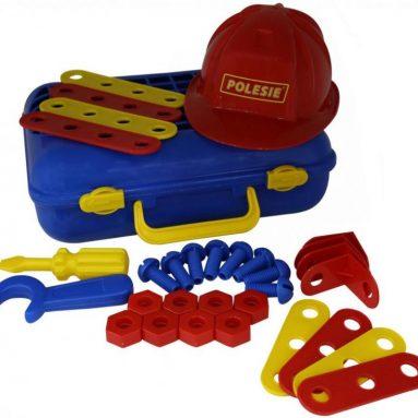 Игровой набор для мальчика POLESIE «Механик 2»
