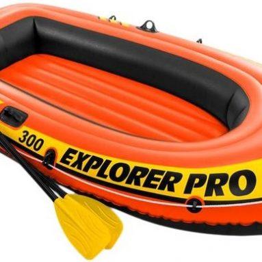 Лодка надувная Intex Explorer Pro 300