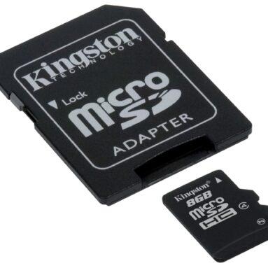 Карта памяти Kingston SDC4/8GB