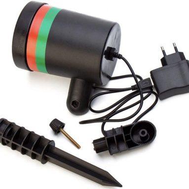 Проектор лазерный Star Shower Laser Light Projector Compact