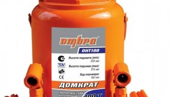 Домкрат гидравлический профессиональный Ombra OHT100