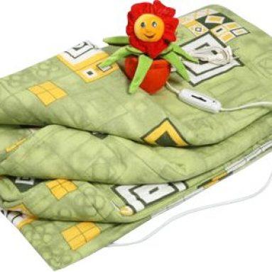 Грелка-одеяло электрическое Брест ГЭМР-9-60. В ассортименте