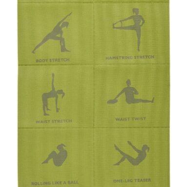 Коврик для йоги складной Lite Weights 5455LW