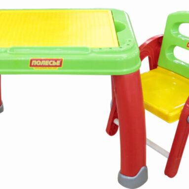 Набор мебели детский POLESIE «Набор дошкольника №2»